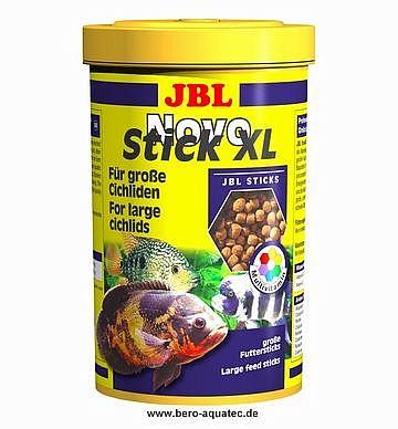 JBL NovoStick XL Futtersticks f. carnivore Groß-Cichliden 1.000 ml