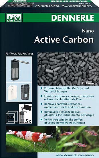 Dennerle Nano Active Carbon Filtermedium 300 ml