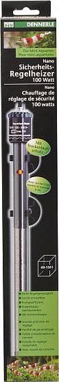 Dennerle Sicherheits-Regelheizer 100W (L: 31,8 cm, Aquarium 60-150l)
