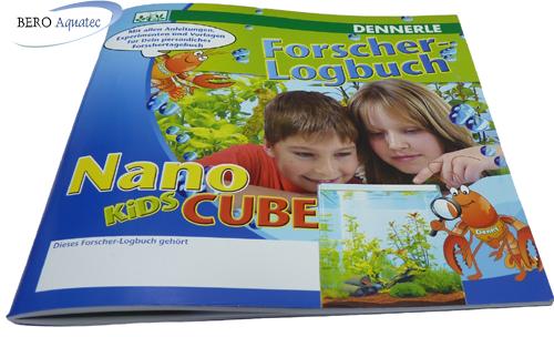 Dennerle Nano KidsCube Forscherlogbuch