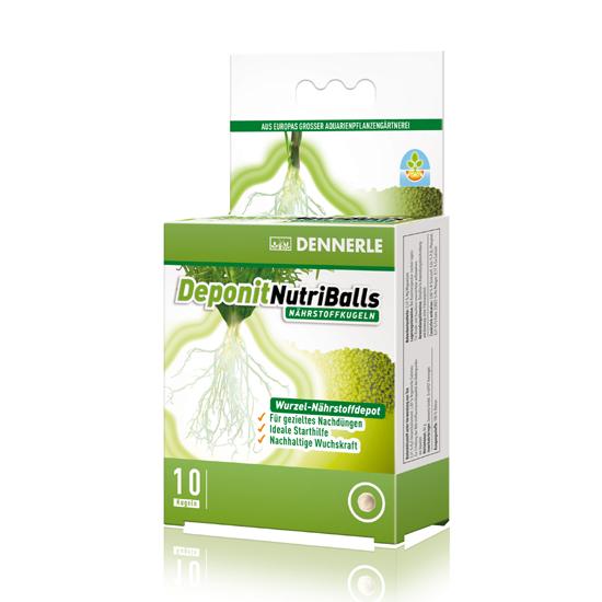 Dennerle Deponit NutriBalls 10 Nährstoffkugeln