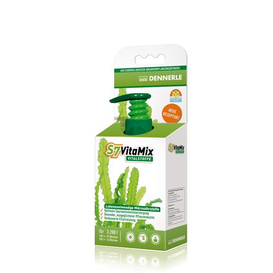 Dennerle S7 VitaMix Spurenelemente & Vitalstoffe 100 ml