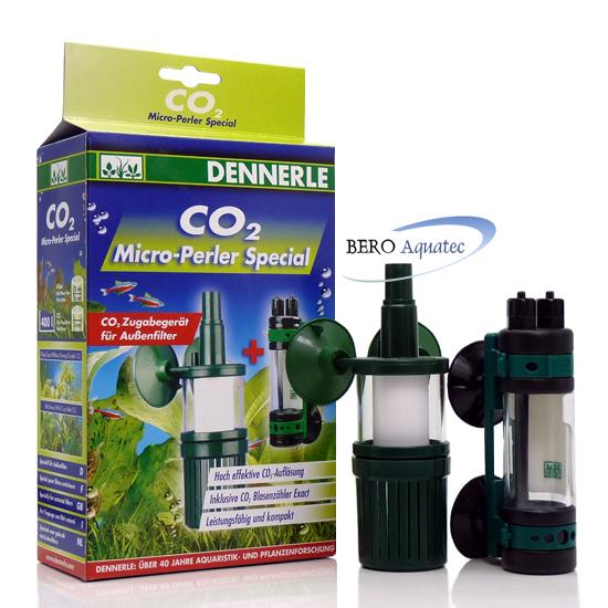 Dennerle CO2 Zugabegerät Micro-Perler Special