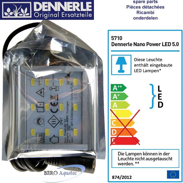 Dennerle LED Ersatz-Modul f. Nano Power LED 5.0