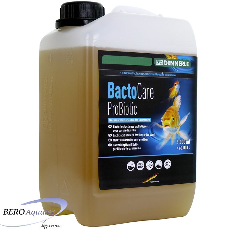 Dennerle Bacto Care Probiotic 3.000 ml