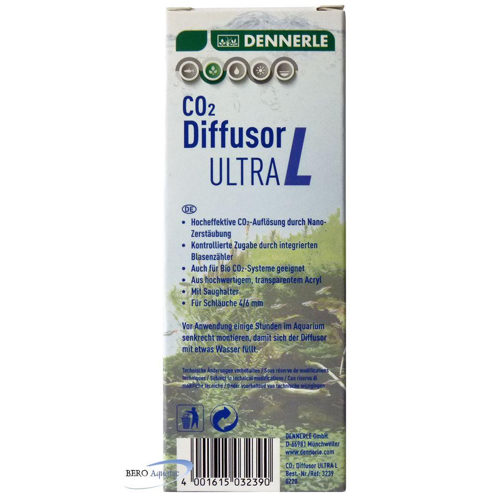 Dennerle CO2 Diffusor Ultra L