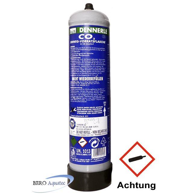 Dennerle CO2 Einweg-Flasche 500g