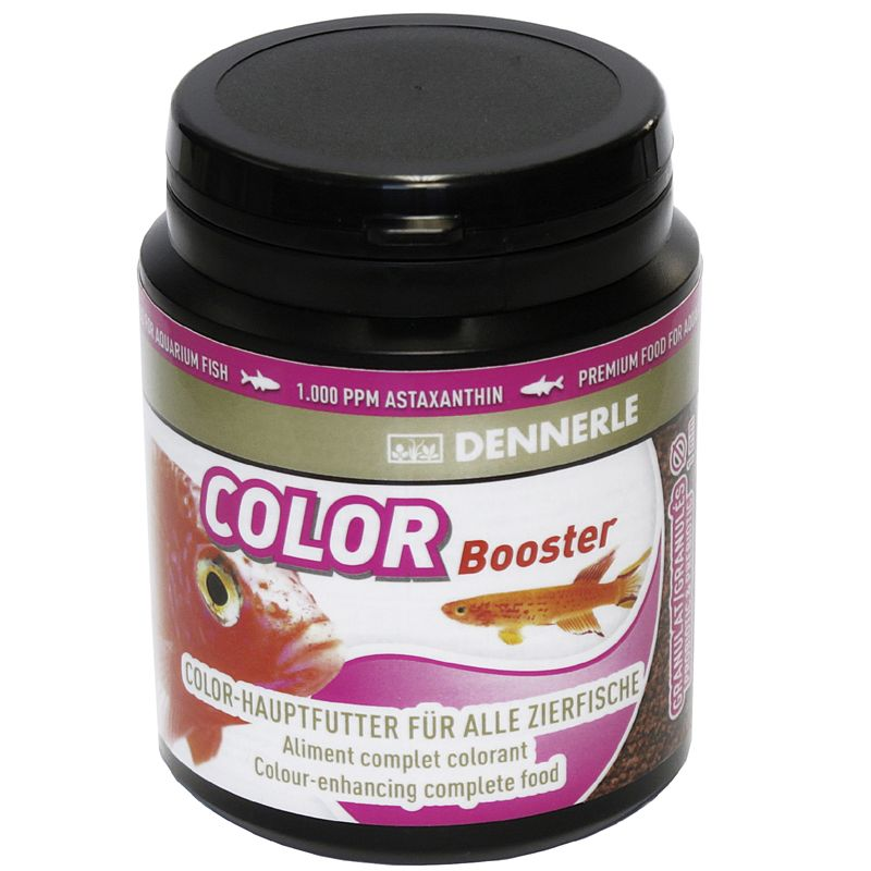 Dennerle Color Booster Granulatfutter 200 ml