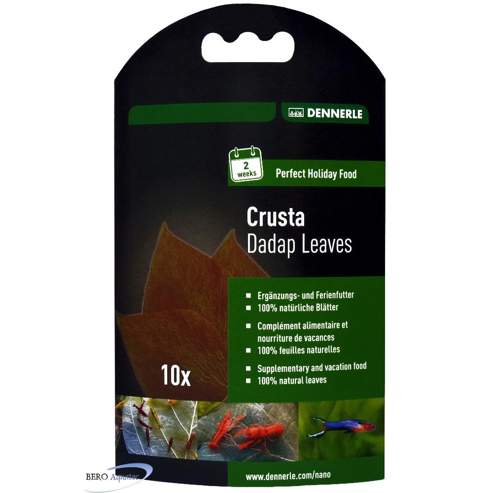 Dennerle Crusta Dadap Leaves