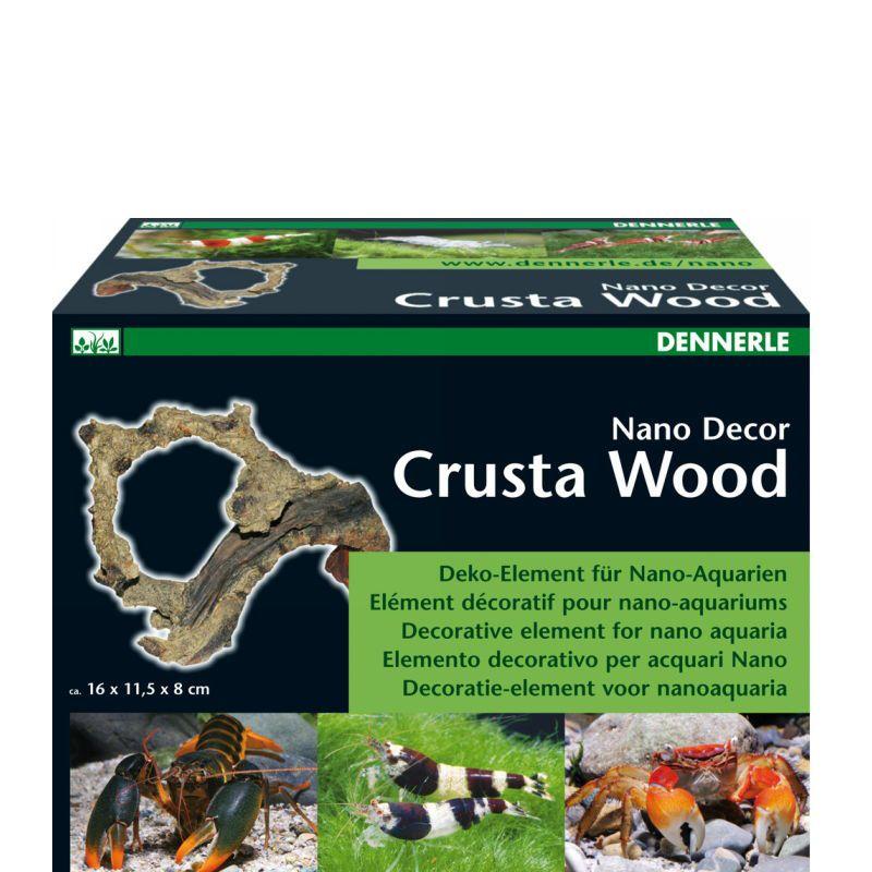 Dennerle NanoDecor Crusta Wood Medium Deko Element