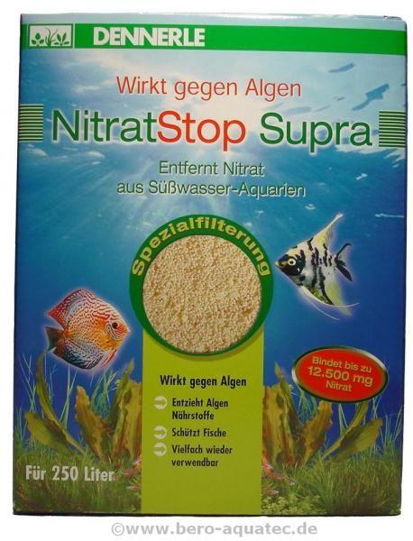 Dennerle NitratStop Supra Filtermedium 250 ml