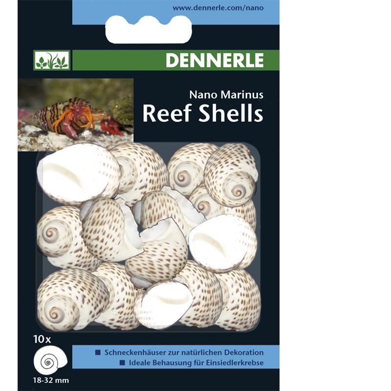 Dennerle Nano Marinus ReefShell Schneckenhäuser