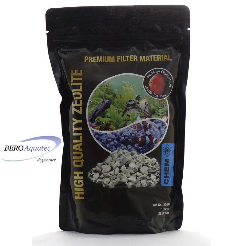 Discusfood High Quality Zeolite 1.000 ml