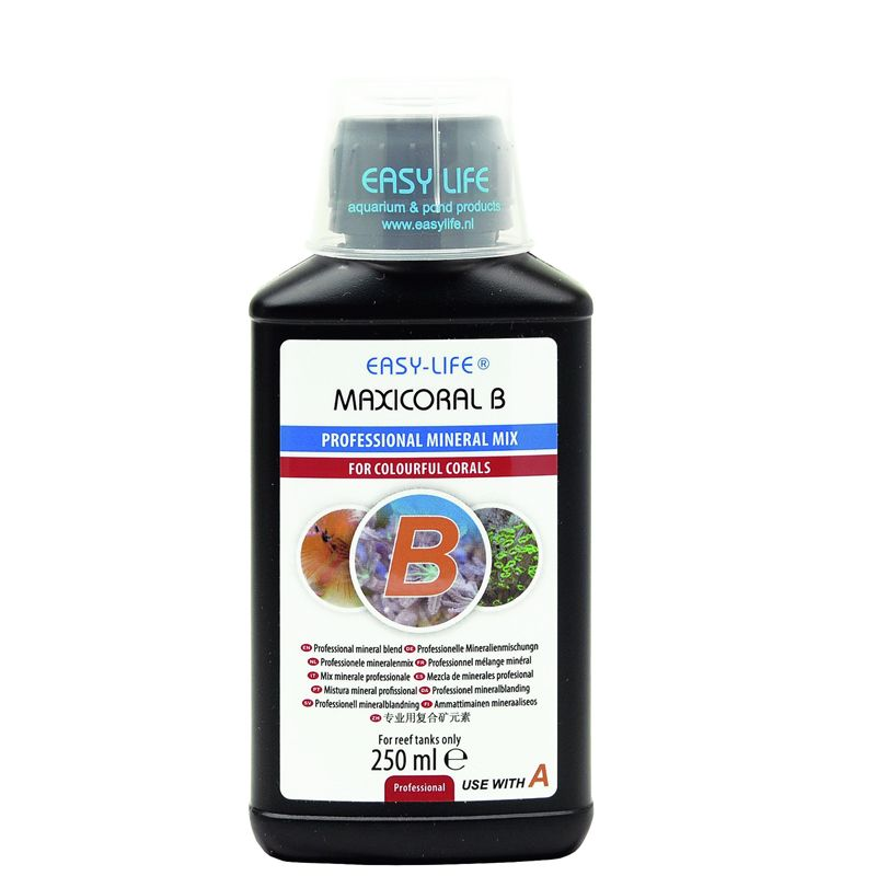 Easy Life MaxiCoral B Fluor-Jod-Komplex u.a. 250 ml