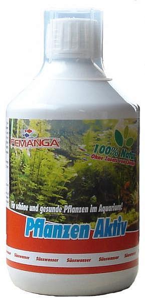 Femanga Pflanzen Aktiv Kompostierer 250 ml