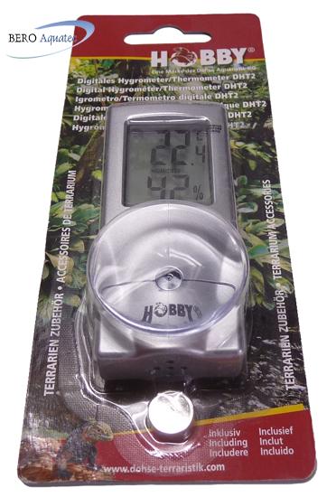 HOBBY Digitales Hygrometer u. Thermometer (DHT2)