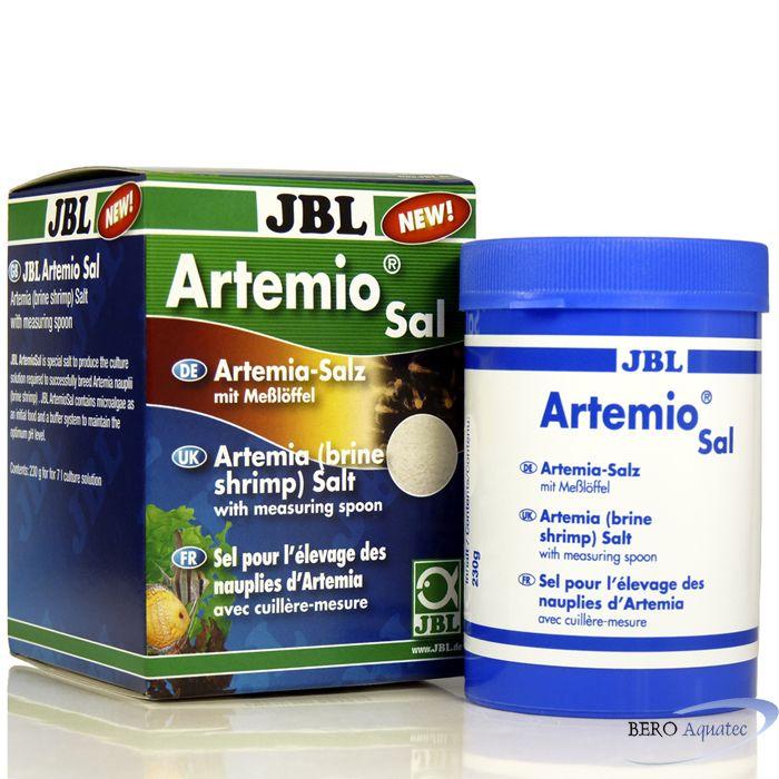 JBL ArtemioSal Artemia-Spezialsalz 230g