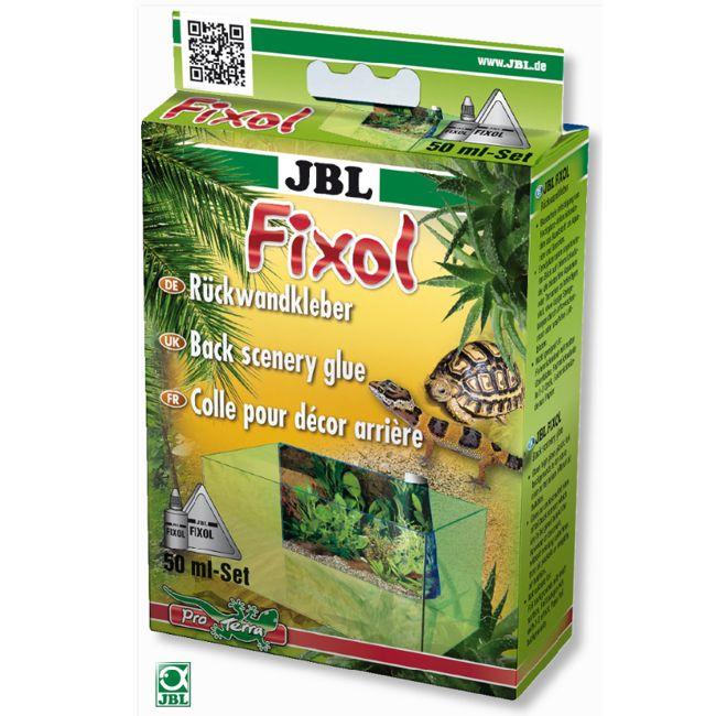 JBL FIXOL Aquarien-Rückwand-Kleber 50 ml
