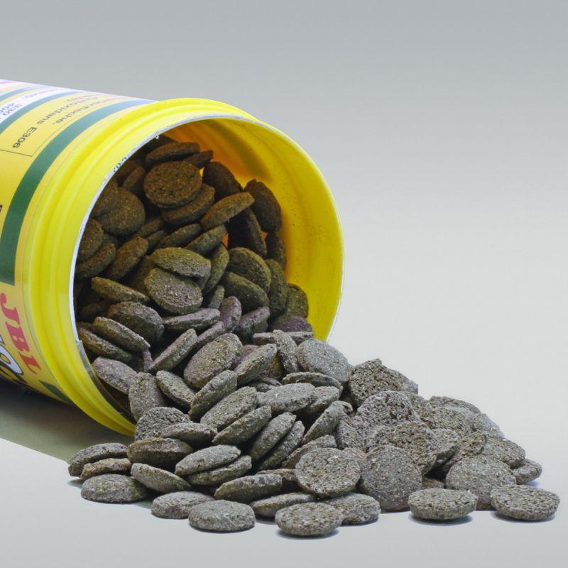 JBL NovoPleco Chips herbivore Welse 100 ml