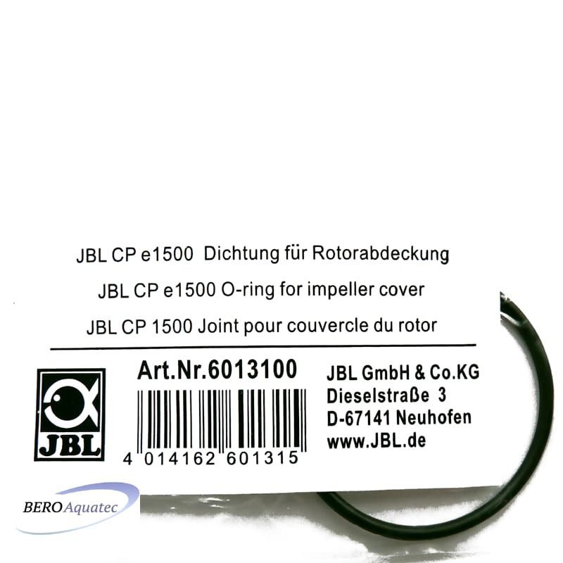 JBL Dichtung Rotorabdeckung CP e1500/1/2, e1901/2