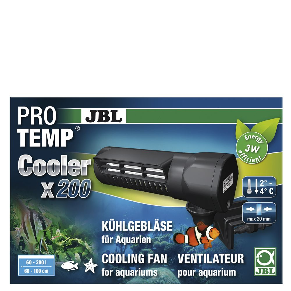 JBL PROTEMP Cooler x200 Kühlgebläse