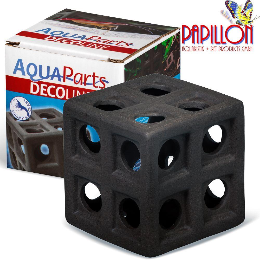 Papillon Shrimp-Cube Dekowürfel
