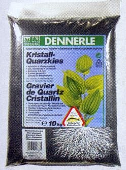 Dennerle Quarzkies Diamantschwarz 10 kg