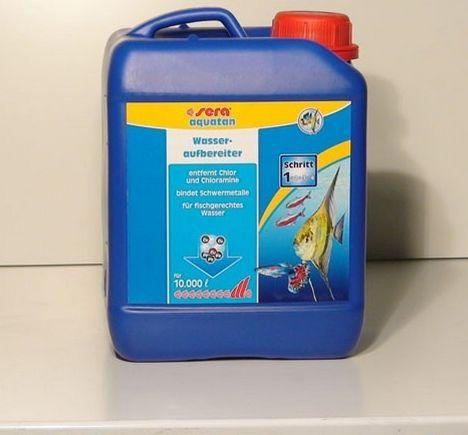 sera aquatan Wasseraufbereiter 2.500 ml