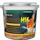Dennerle Pond fish food Summer Mix 5 Liter