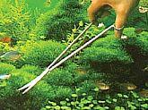 JBL AquaTerra Tool S Schere leicht gekröpft 28 cm