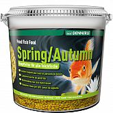 Dennerle Pond fish food Spring/Autumn 5 Liter