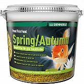 Dennerle Pond fish food Spring/Autumn 5 Liter