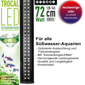 Dennerle Trocal LED 130 (Aquarien 128-145 cm)
