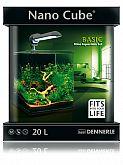 Dennerle AquariumSet NanoCube® Basis 20 Liter