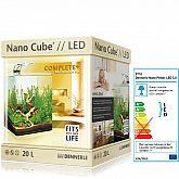 Dennerle AquariumSet NanoCube® Complete+ 20 mit LED 5.0