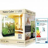 Dennerle AquariumSet NanoCube® Complete+ 30 mit LED 5.0