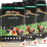 Dennerle Active Soil TriPack 12 l