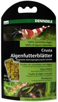 Dennerle Crusta Algenfutterblätter