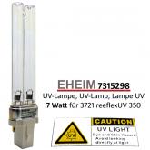 EHEIM UV-C Ersatzlampe 7W G23 Sockel f. reeflex UV350
