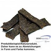 Hirsch Fleischstreifen Natur 100g