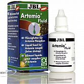 JBL ArtemioFluid ArtemiaNauplien Flüssigfutter 50 ml