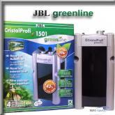 JBL CristalProfi e1501 greenline Außenfilter (Aquarien 160-600 l)