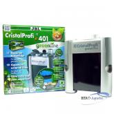 JBL CristalProfi e401 greenline Außenfilter (Aquarien 40-120 l)