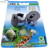 JBL Clip Set Reflect Halter f. T8 Leuchtstoffröhren