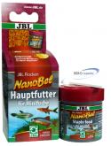 JBL NanoBel Hauptfutter Flocken f. kleine Fische 60 ml