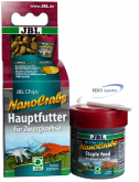 JBL NanoCrabs Hauptfutter f. Zwergkrebse 60 ml