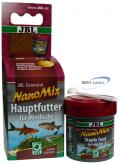 JBL NanoMix Hauptfutter Granulat f. kleine Fische 60 ml