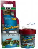JBL NanoPrawn Hauptfutter Granulat f. Garnelen 60 ml