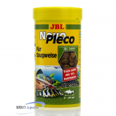 JBL NovoPleco Chips herbivore Welse 100 ml
