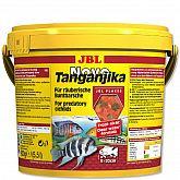 JBL NovoTanganjika Flockenfutter f. räuberische Cichliden 5.500 ml